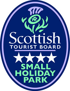 visit scotland 4 Star Small Holiday Park