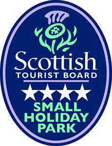 visit scotland 4 Star Small Holiday Park